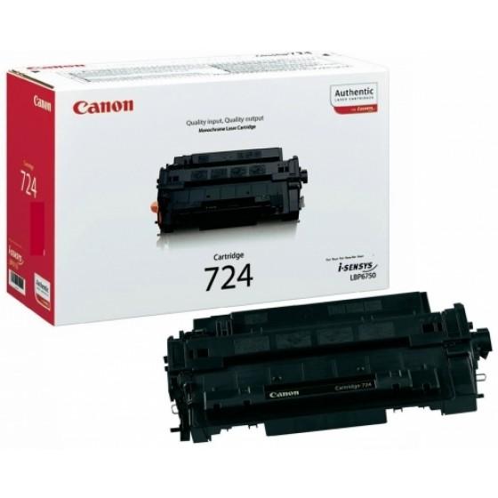 Original toner Canon CRG724