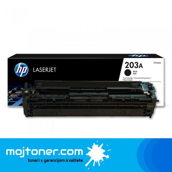 Originalni toner HP 203A Bk LJ CF540A