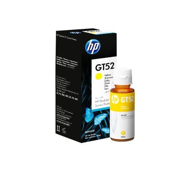 HP GT52 Yellow M0H56AE Original Ink Bottle original tinta