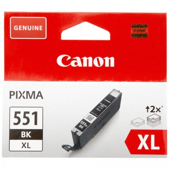 Originalna tinta Canon CLI551 XL Bk