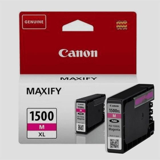 Originalna tinta Canon PGI1500 XL M