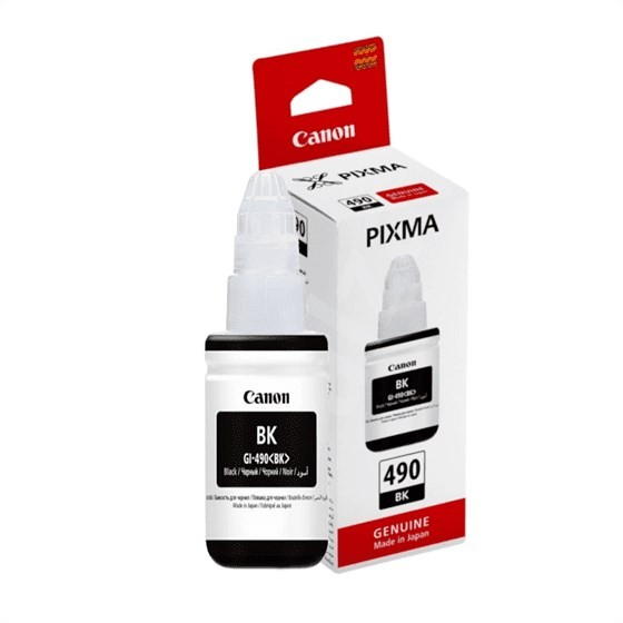 Originalna tinta Canon GI-490 Black