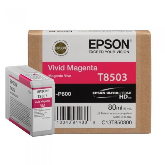 Originalna tinta Epson T8503 80ml M