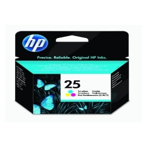 Originalna tinta HP 51625AE color 19.5ml