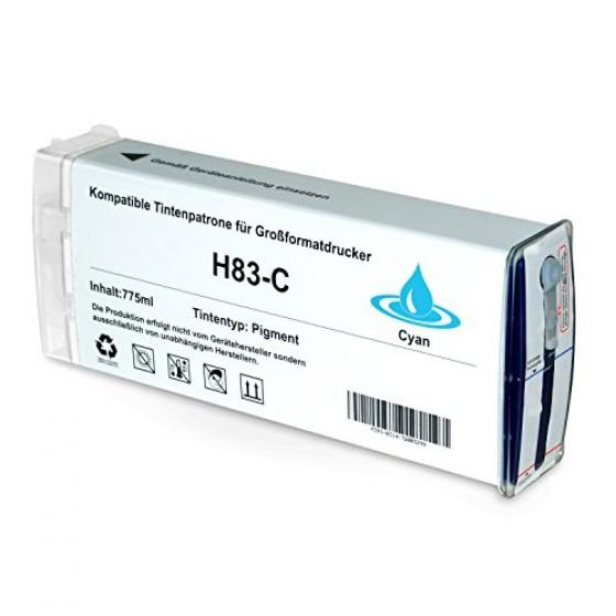 Originalna tinta HP C4941A C 680ml UV No.83