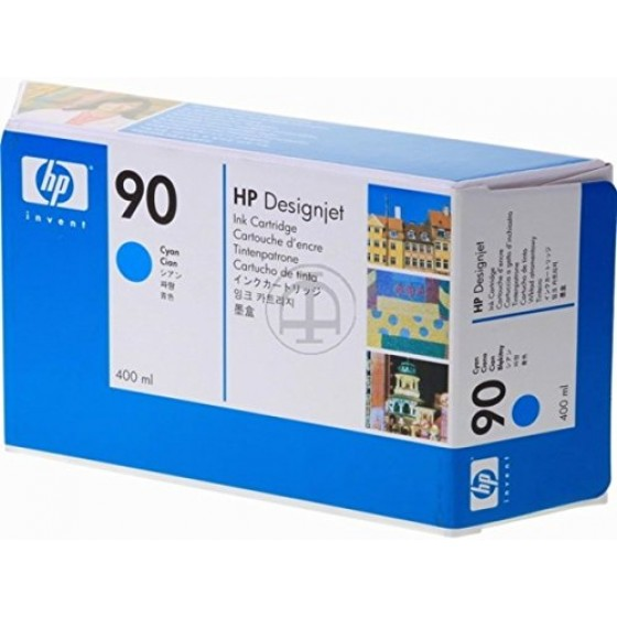 Originalna tinta HP C5061A C 400ml No.90