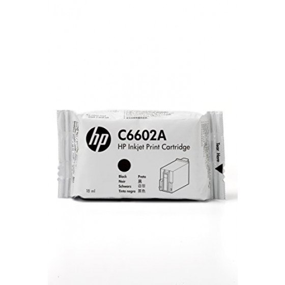 Originalna tinta HP C6602A Bk 18ml