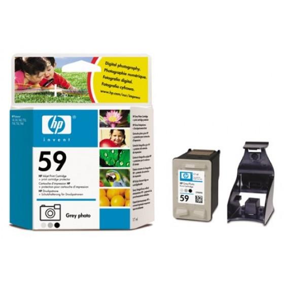 Originalna tinta HP C9359AE photo grey No59