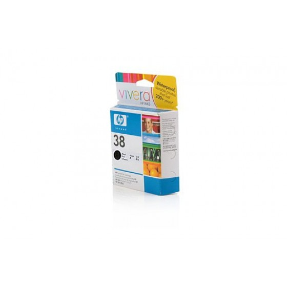 Originalna tinta HP C9413A Photo Bk 27ml No.38