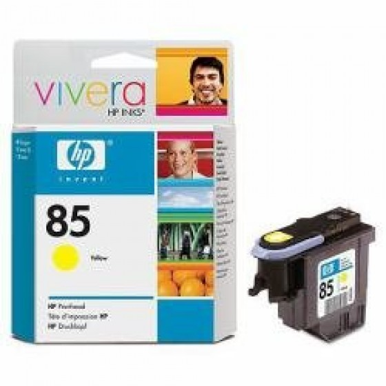 Originalna tinta HP C9422A Y head No.85
