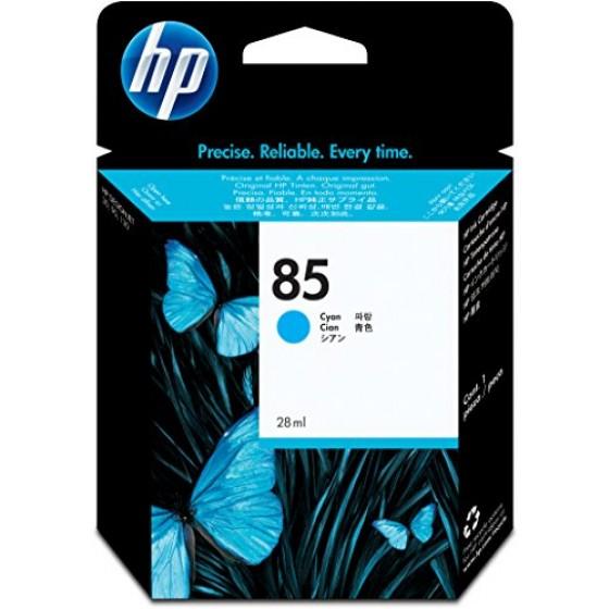 Originalna tinta HP C9425A C 28ml No.85