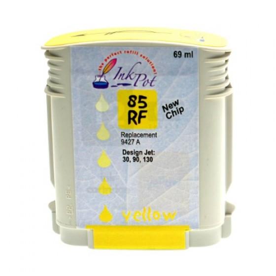 Originalna tinta HP C9427A Y 69ml No.85