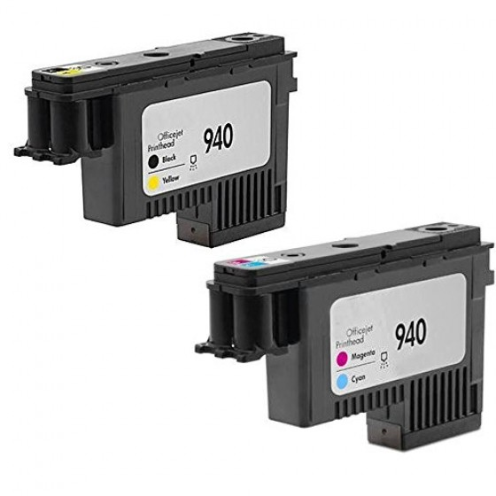 Originalna tinta HP C4900A BK and Y PH no.940