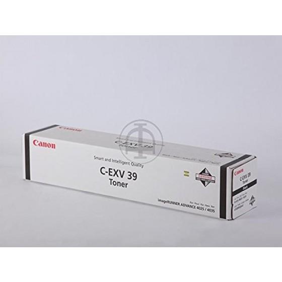 Originalni toner Canon CEXV39