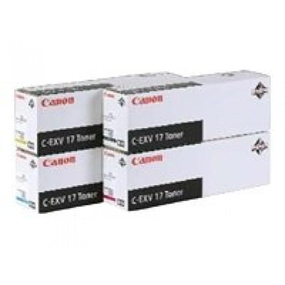 Originalni toner Canon CEXV30 Bk