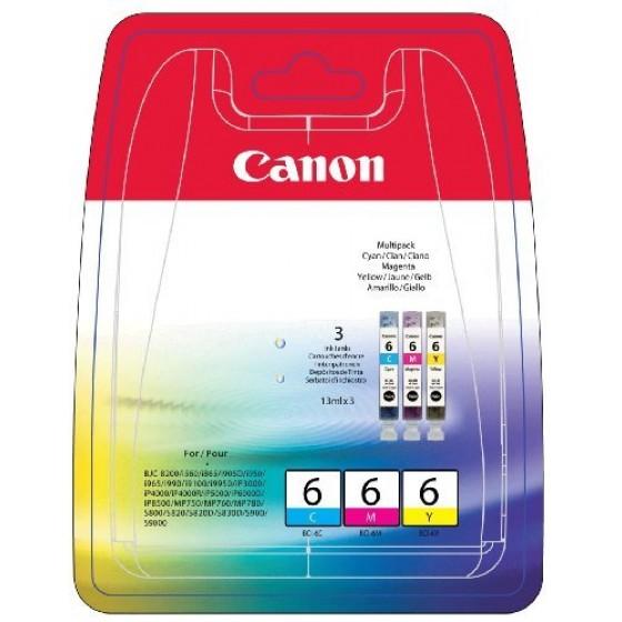 Originalna tinta Canon BCI15 Bk 5.3ml 2kom