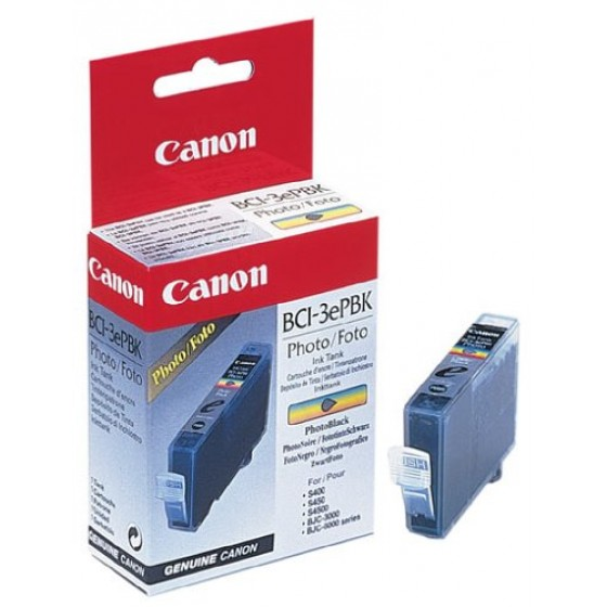 Originalna tinta Canon BCI3ePBK Photo Bk 13ml