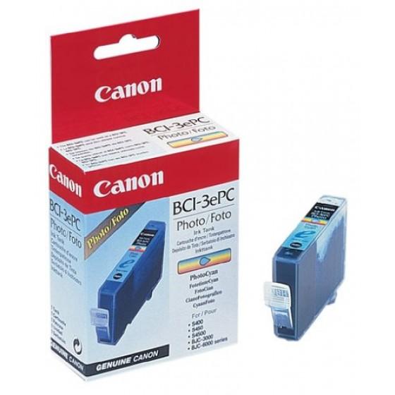 Originalna tinta Canon BCI3ePC Photo C 13ml