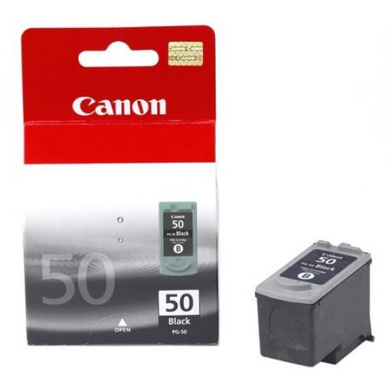 Originalna tinta Canon PG50 Bk 22ml
