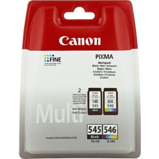 Originalna tinta Canon PG545+CL546 Multip