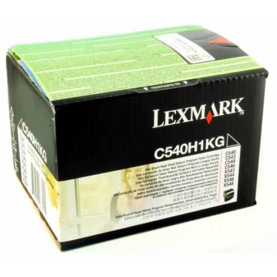 Originalni toner Lexmark C500 Y High Yield