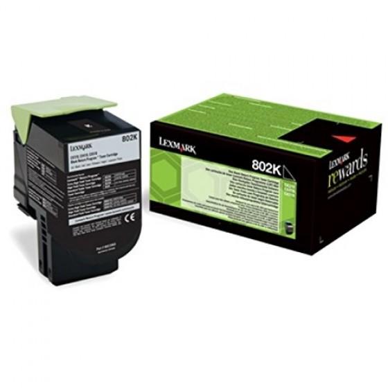 Originalni toner Lexmark CX310/410/510 C 1K