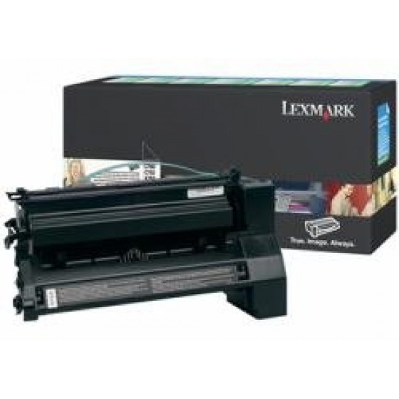 Originalni toner Lexmark C780/782 Y High Yield