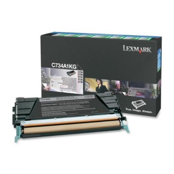Originalni toner Lexmark C734X/ X736X C org
