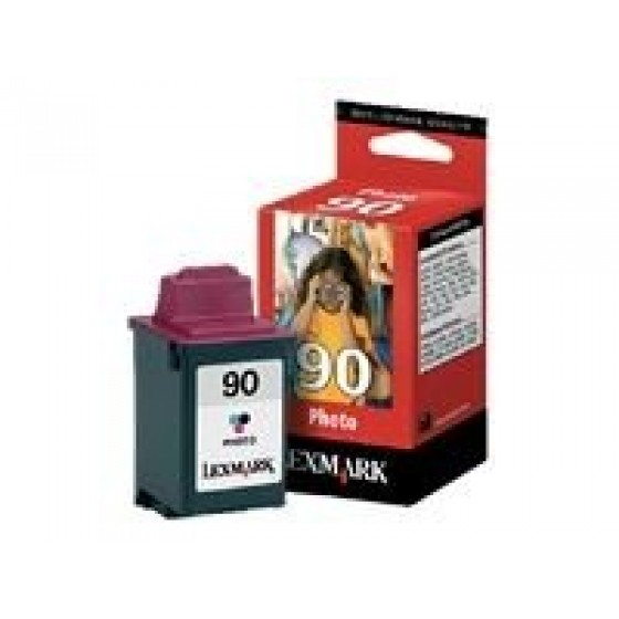 Originalna tinta Lexmark 12A1990 No.90 photo