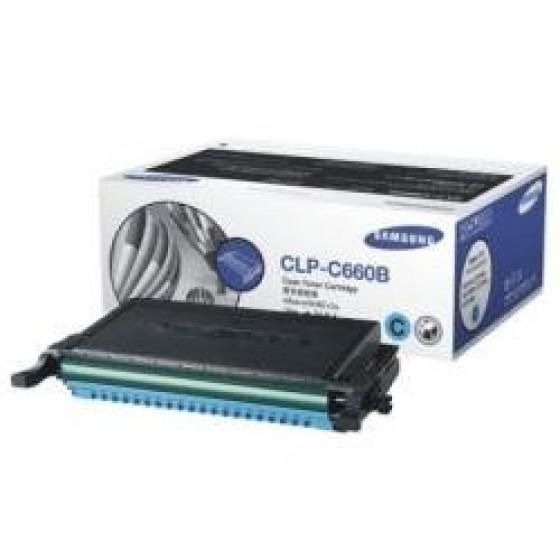 Originalni toner Samsung CLPC660B C