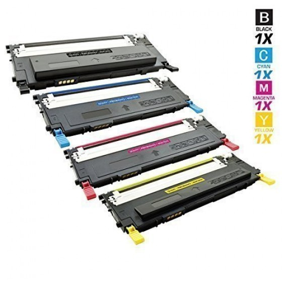 Originalni toner Samsung CLTP4092C+M+Y+K