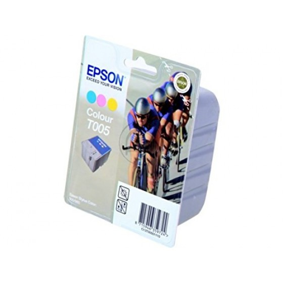 Originalna tinta Epson T005 color 67ml
