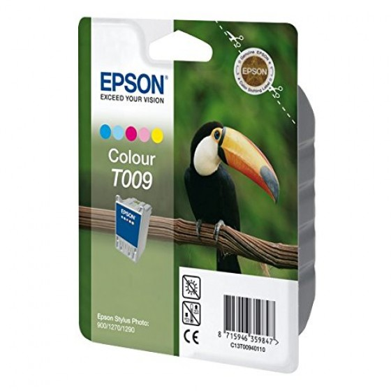 Originalna tinta Epson T009 color 66ml