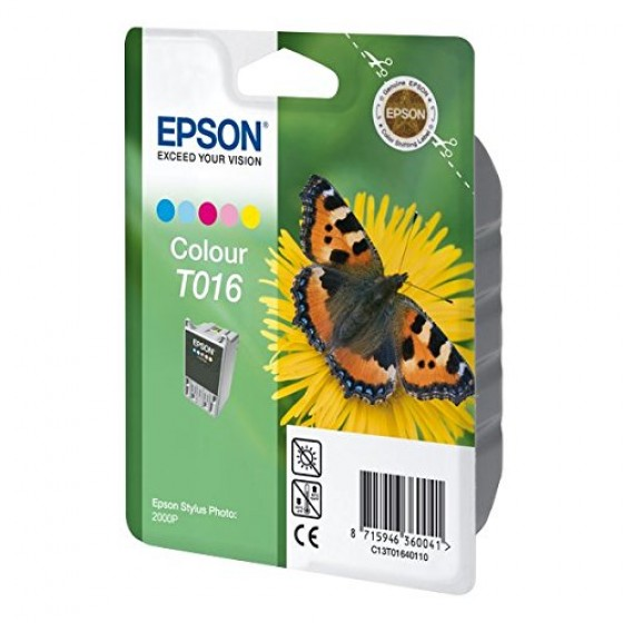 Originalna tinta Epson T016 color 66ml