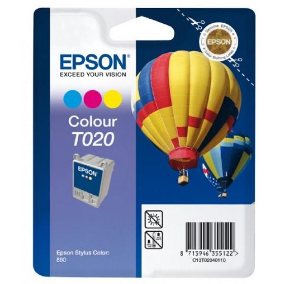 Originalna tinta Epson T020 color 35ml