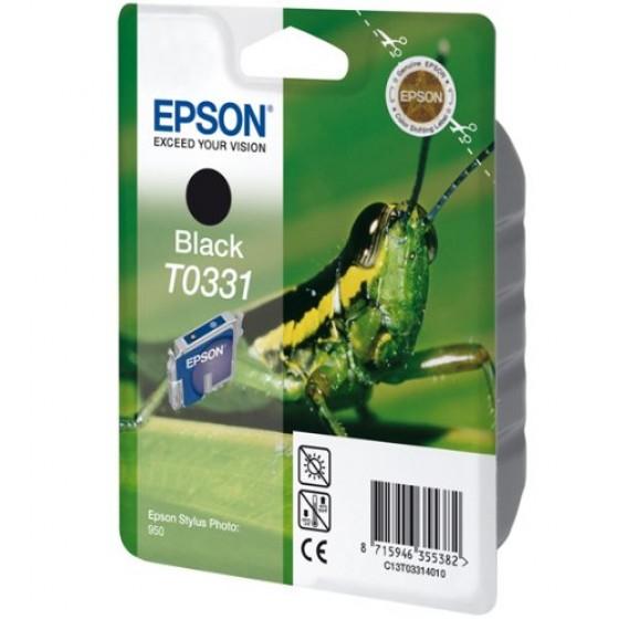 Originalna tinta Epson T0331 Bk 17ml