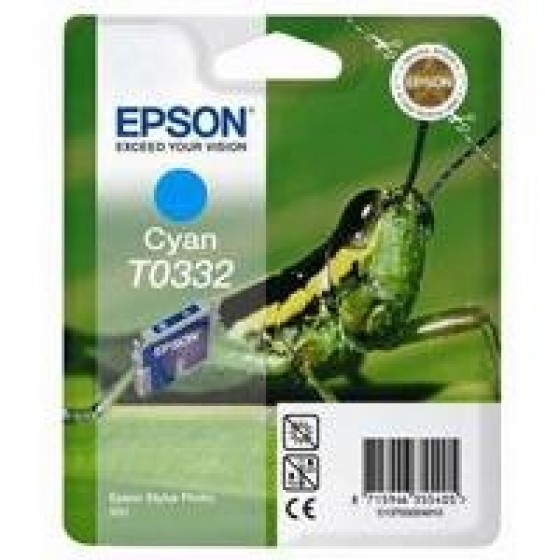 Originalna tinta Epson T0332 C 17ml