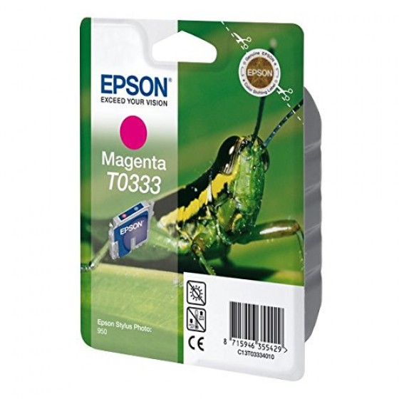 Originalna tinta Epson T0333 M 17ml