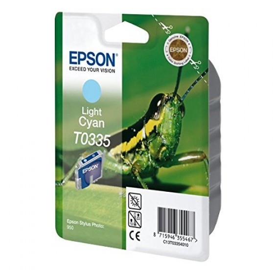 Originalna tinta Epson T0335 light C 17ml