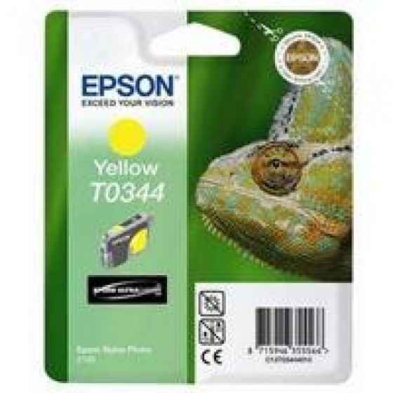 Originalna tinta Epson T0344 Y 17ml