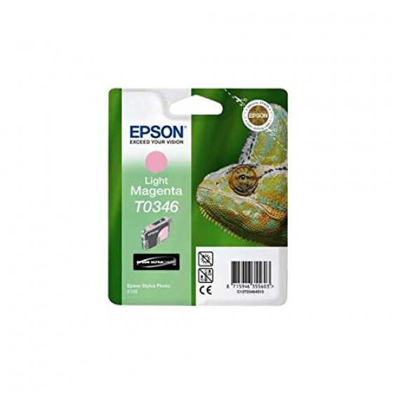 Originalna tinta Epson T0346 M light 17ml