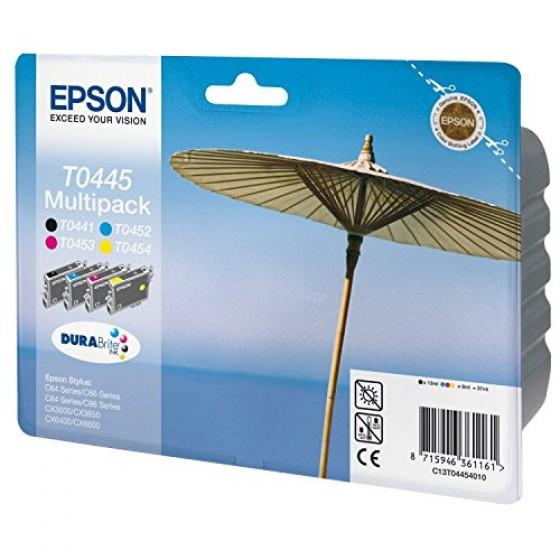 Originalna tinta Epson T0445 multipack