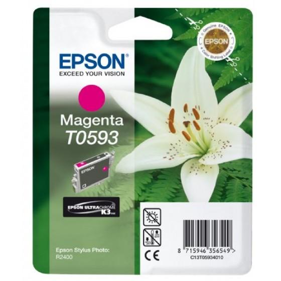 Originalna tinta Epson T0593 M