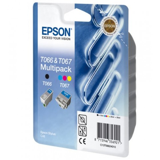 Originalna tinta Epson T067 color 25ml