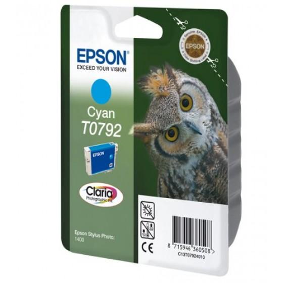Originalna tinta Epson T0792 C