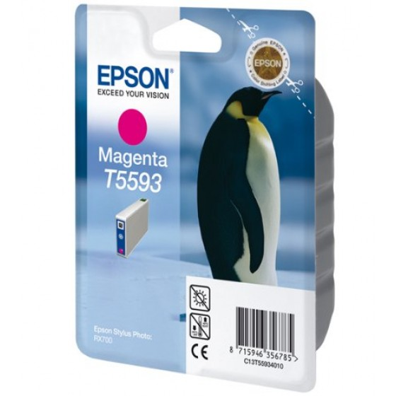 Originalna tinta Epson T5593 M