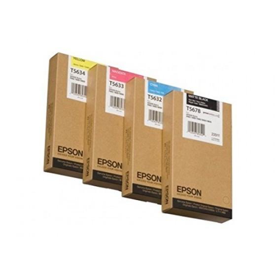 Originalna tinta Epson T612800 Matt Bk