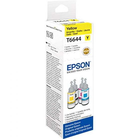 Originalna tinta Epson T6644 L110/210/550 Y
