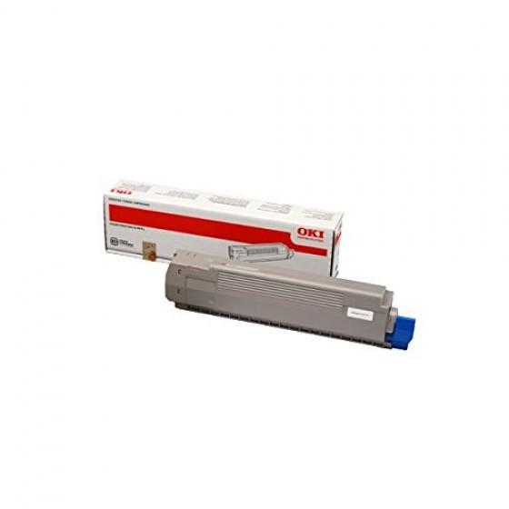 Originalni toner Oki C801/810/C830 Bk