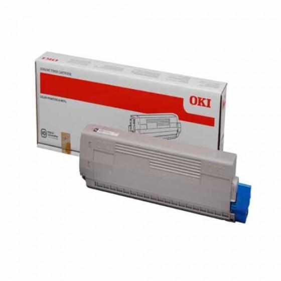 Originalni toner Oki C822 Y 7.3K